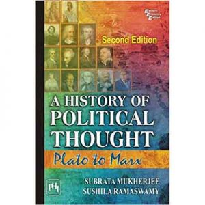 A-History-of-Political-Thought---Subrata-Mukherjee-&-Sushila-Ramaswamy