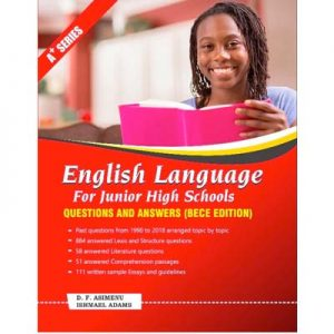 A+ English Language Questions & Answers For JHS