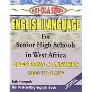 Aki Ola English Language Questions & Answers For SHS