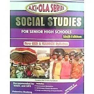 Aki Ola Social Studies For SHS