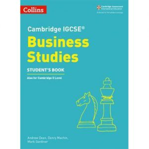 Cambridge IGCSE Business Studies Students Book