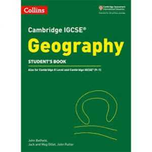 Cambridge IGCSE Geography Students book
