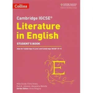 Cambridge IGCSE Literature in English Students book