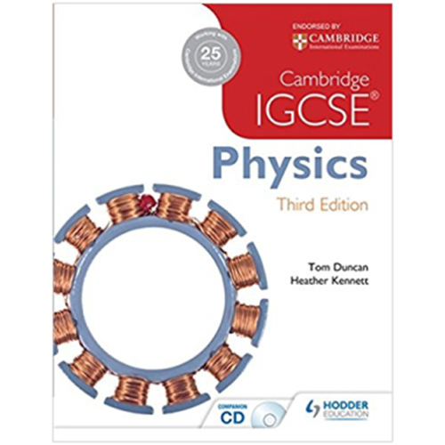 Cambridge IGCSE Physics Third Edition