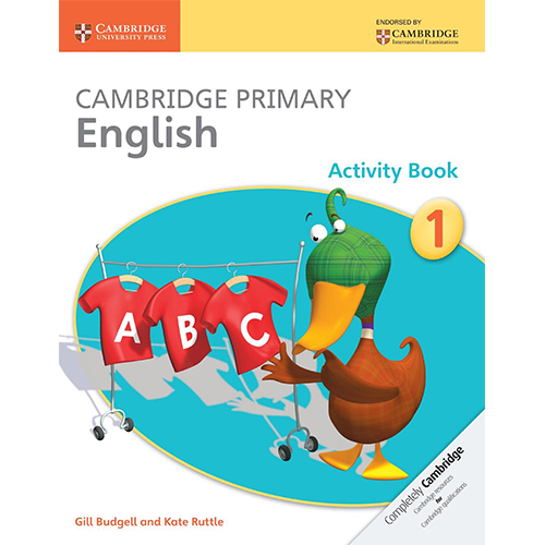 Cambridge Primary English Activity Book 1