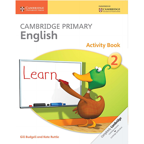 Cambridge Primary English Activity Book 2