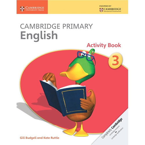 Cambridge Primary English Activity Book 3