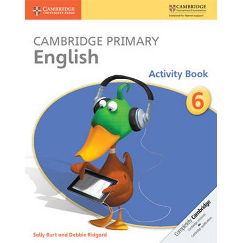 Cambridge Primary English Activity Book 6