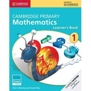 Cambridge Primary Mathematics Learner's Book 1