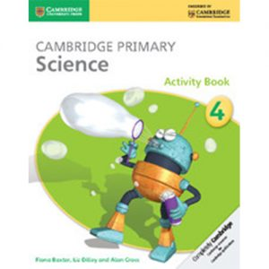 Cambridge Primary Science Activity book