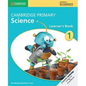 Cambridge Primary Science Leaner's Book 1