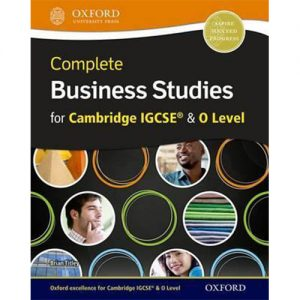 Complete Business Studies for cambridge IGCSE & O level