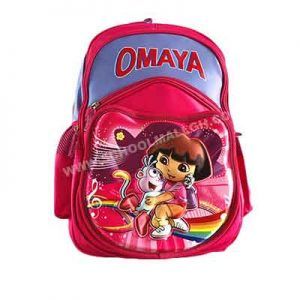 Dora-the-Explorer-Pink-Puffy-Back-Pack