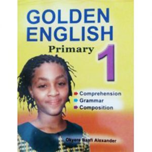 GOLDEN ENGLISH FOR PRIMARY 1