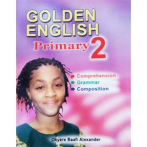 GOLDEN ENGLISH FOR PRIMARY 2