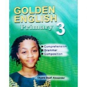 GOLDEN ENGLISH FOR PRIMARY 3