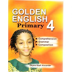 GOLDEN ENGLISH FOR PRIMARY 4