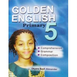 GOLDEN ENGLISH FOR PRIMARY 5