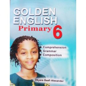 GOLDEN ENGLISH FOR PRIMARY 6