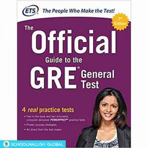 GRE-official guide