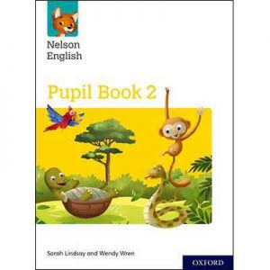 Nelson-English-Pupil-book-2