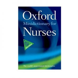 Oxford minidictionary for Nurses