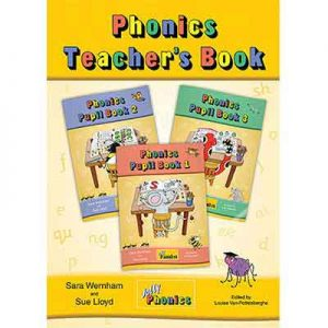 Phonics-Teachers-Book
