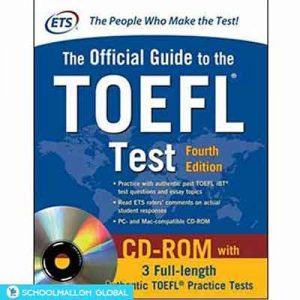 Toefl- Official Guide