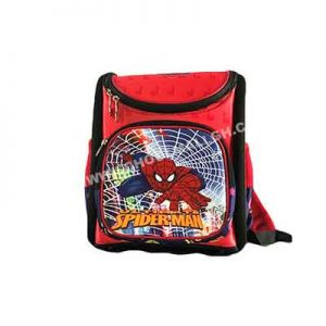 Ultimate-Spiderman-Red-Back-Pack