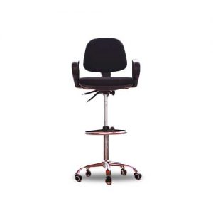 Counter Swivel Chair with comfortable foam