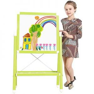 Easel White Board